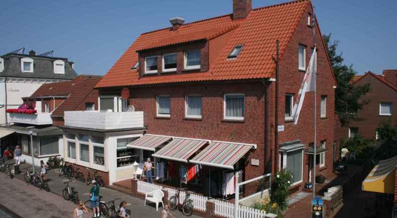 Straßenansicht Haus Bavaria